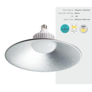 Φωτιστικό LED Καμπάνα 30W SMD Ε27