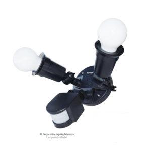 Φωτιστικό LED με Αισθητήρα Κίνησης 15W SMD