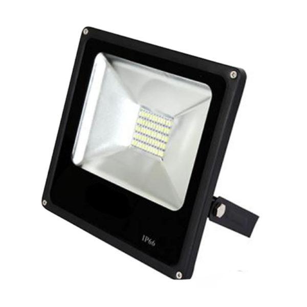 Προβολέας LED Χρώματος Δέσμης Μπλε 10W SMD