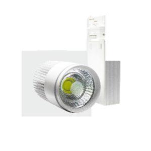 Spot LED για Ράγες 40W COB 4000 C.W