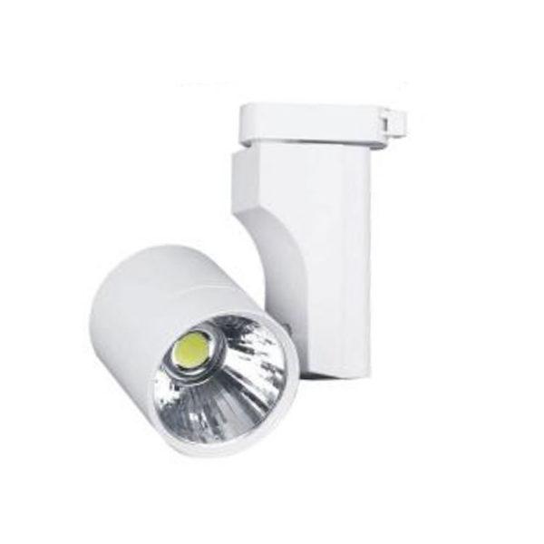 Spot LED για Ράγες 30W COB 3000 C.W