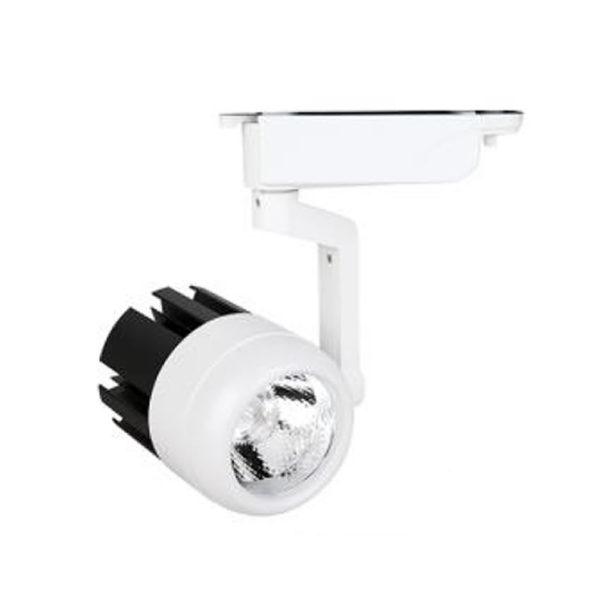 Spot LED για Ράγες 30W COB 4000 C.W