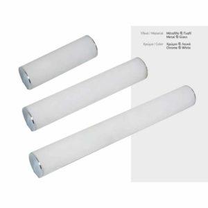 Φωτιστικό Λουτρού LED Κύλινδρος 1X7W -1X35W