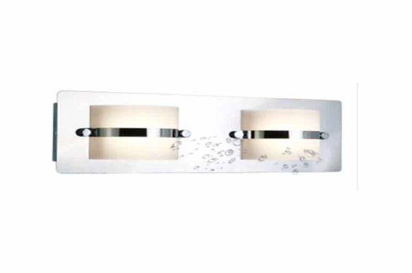 Φωτιστικό Λουτρού LED Μπομπέ Modern 2X5W COD