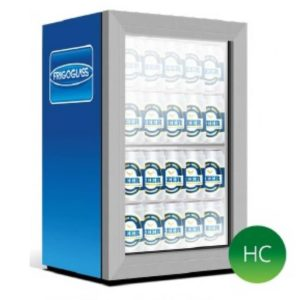 Ψυγείο Βιτρίνα Πάγκου FLEX 35