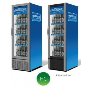 Ψυγείο Βιτρίνα με 1 Πόρτα Frigostar SMART 300