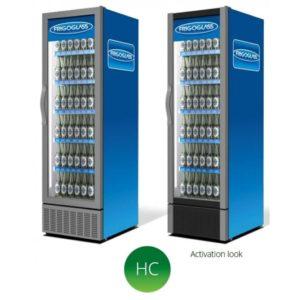 Ψυγείο Βιτρίνα με 1 Πόρτα Frigostar SMART 450 L