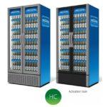 Ψυγείο Βιτρίνα με 2 Πόρτες Frigostar SMART 900