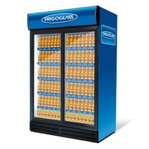 Ψυγείο Βιτρίνα με 2 Πόρτες Frigostar SUPER 16 SL